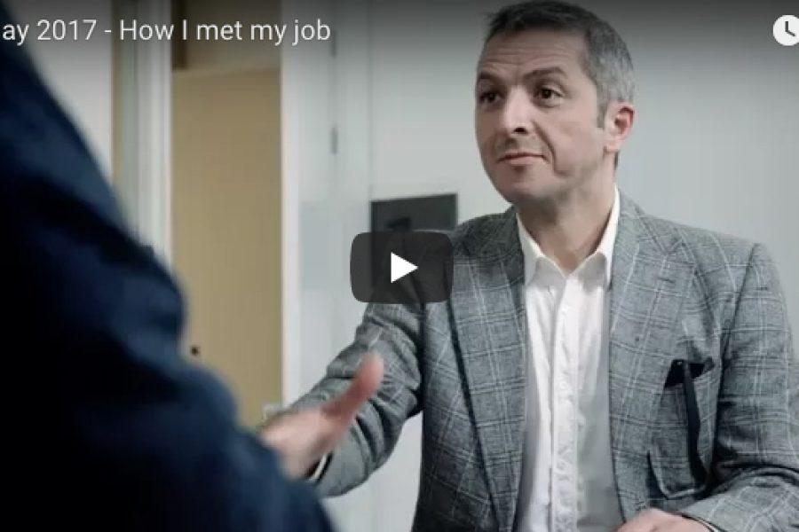 How I met my Job