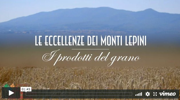 Monti Lepini – I Prodotti del Grano