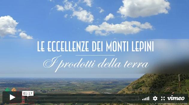 Monti Lepini – I Prodotti della Terra