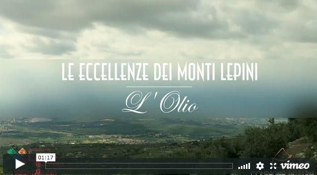 Monti Lepini – L'olio