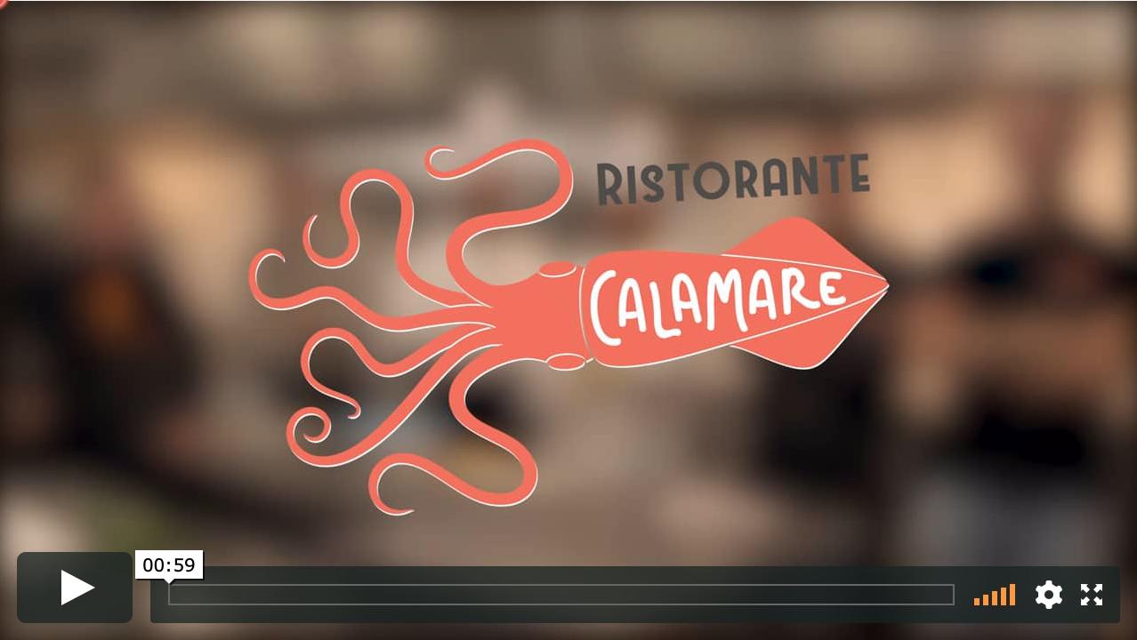 Spot Ristorante Calamare