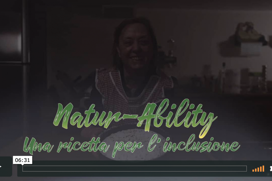 """Teaser Documentario """"Naturability: una ricetta per l'inclusione"""""""